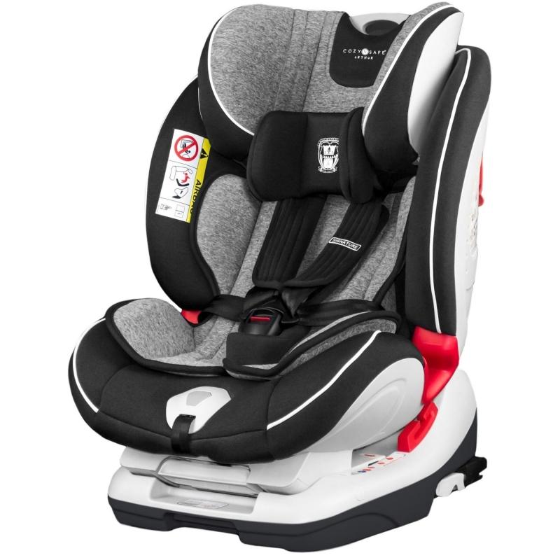 Cozy N Safe Arthur Group 0+/1/2/3 Car Seat-Graphite