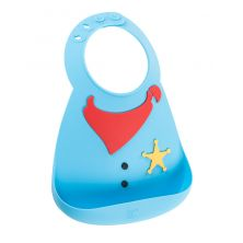 Make My Day Baby Bibs-Sheriff