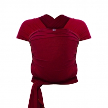 Izmi Baby Wrap Bamboo-Red