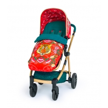 Cosatto Paloma Wow Limited Edition Pram and Pushchair-Anarchy in the Nursery