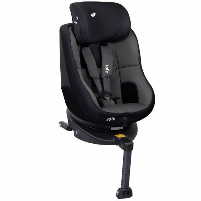 joie spin 360 group 0 1 car seat two tone black new. Black Bedroom Furniture Sets. Home Design Ideas
