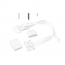 Fred Furniture Anti-Tip Kit-Pure White
