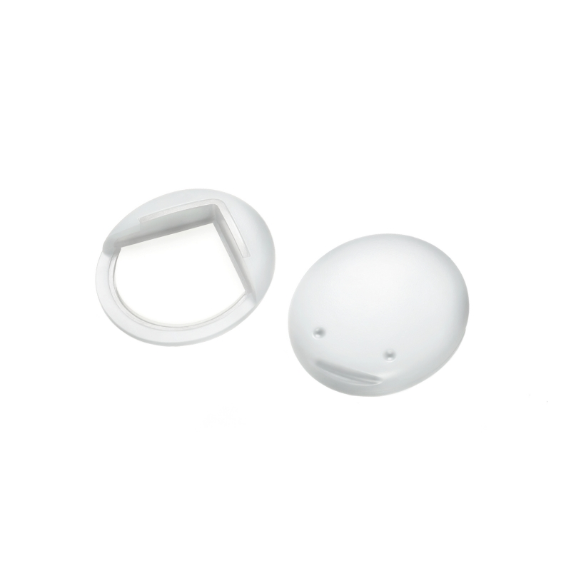 Fred Pack of 8 Corner Protector-Pure White