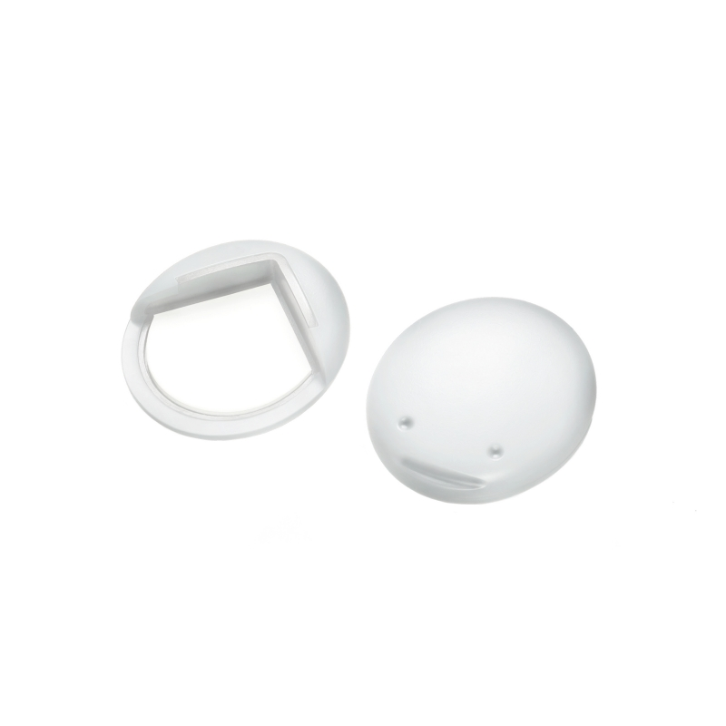 Fred Pack Of 8 Corner Protector Pure White