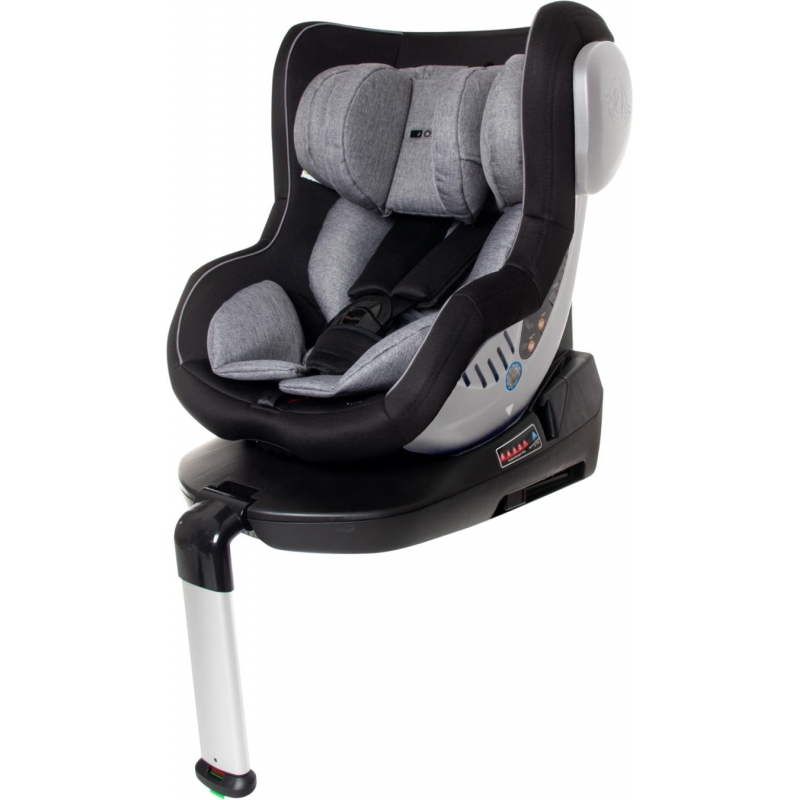 Osann Rex Erf Group 0+/1 Car Seat-Black/Grey
