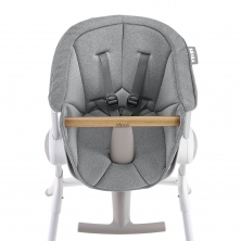 Beaba Up & Down Highchair Insert-Grey