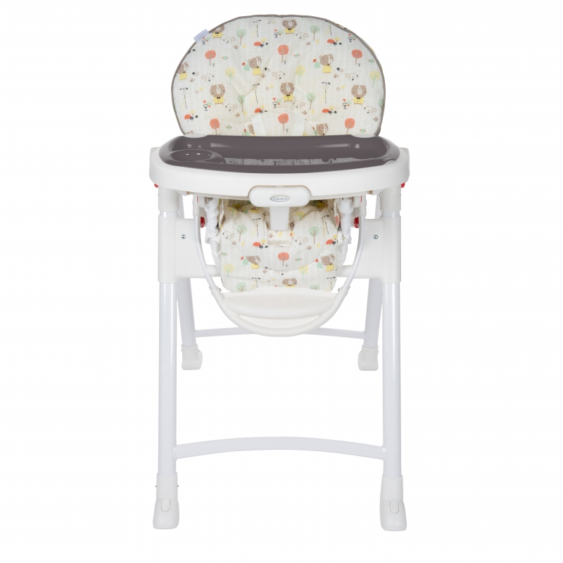 Graco Contempo Highchair-Ted&Coco