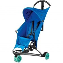 Quinny Yezz Stroller-Bold Blue + Free Rain cover!
