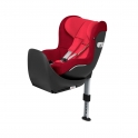 gb Vaya i-Size Group 0+/1 Car Seat-Cherry Red
