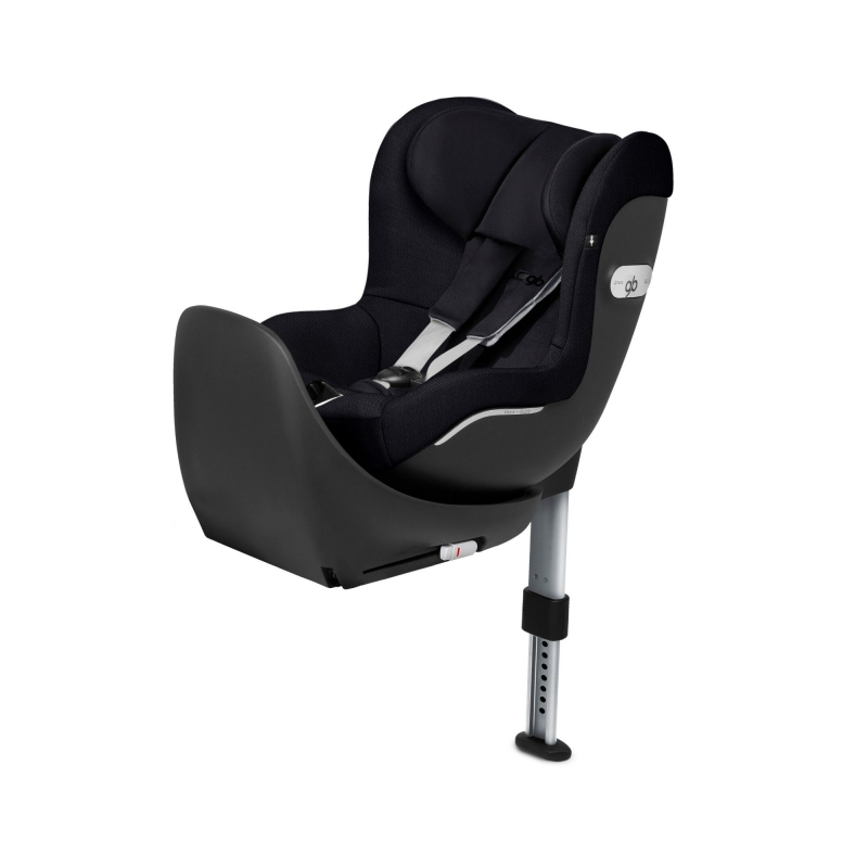 gb Vaya Group 0+/1 i-Size Car Seat-Satin Black