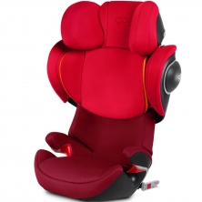 gb Elian-Fix Group 2/3 Car Seat-Cherry Red