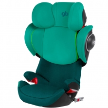 gb Elian-Fix Group 2/3 Car Seat-Laguna Blue