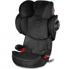 gb Elian-Fix PLUS Group 2/3 Car Seat-Lux Black