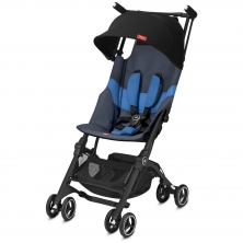 gb Pockit+ All Terrain Stroller-Night Blue