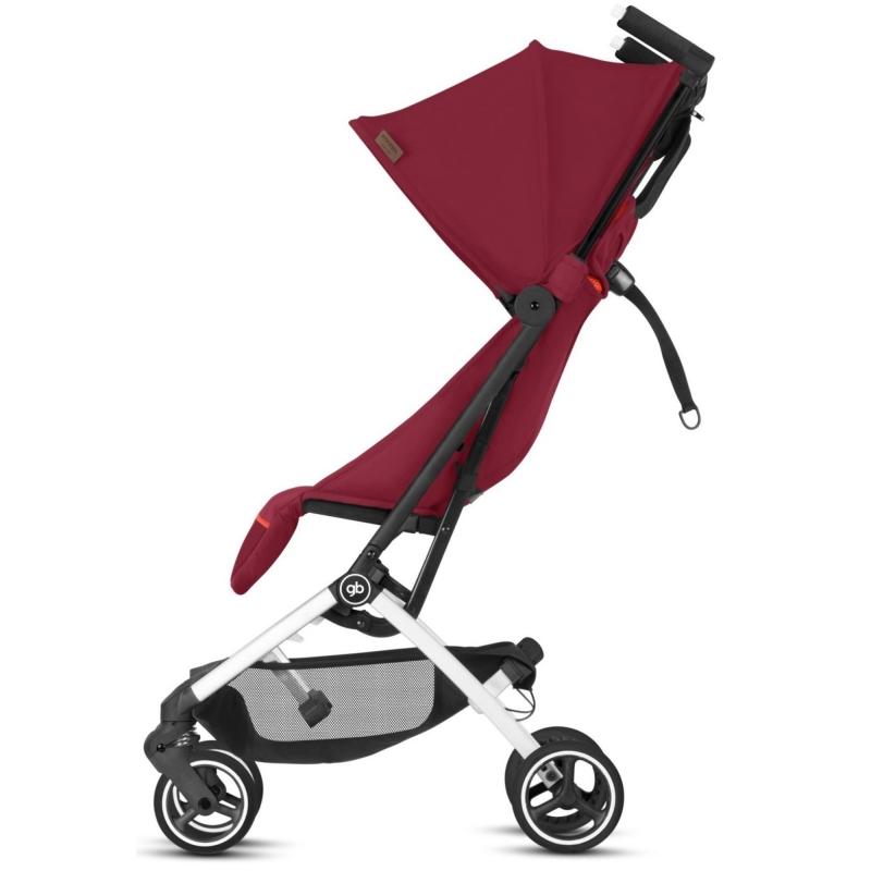 fd1d98d3052 gb Pockit+ All City Fashion Edition Stroller-Velvet Black