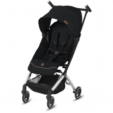 gb Pockit+ All City Fashion Edition Stroller-Velvet Black