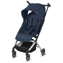gb Pockit+ All City Fashion Edition Stroller-Night Blue