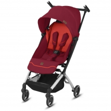 gb Pockit+ All City Fashion Edition Stroller-Rose Red