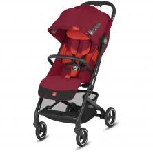 gb Qbit+ All City Stroller-Rose Red