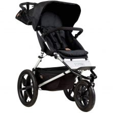 Mountain Buggy Terrain Stroller-Onyx + Free Fleece Blanket Worth £19.99!
