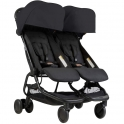Mountain Buggy Nano Duo Buggy-Black