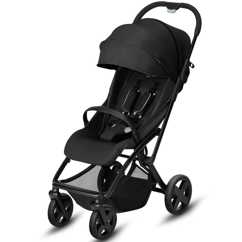 CBX Etu Plus Strollers-Smoky Anthracite
