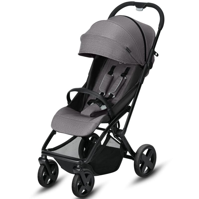 CBX Etu Plus Strollers-Comfy Grey