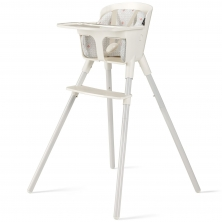 CBX Luyu XL Highchair-Snowy White