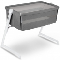 CBX Hubble Air Crib-Comfy Grey + FREE Mattress & Fitted Sheet!