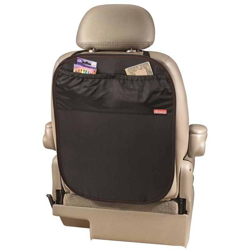 Diono Stuff N Scuff Seatback Organiser Black