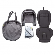 Buggypod Accessory Pack-Grey