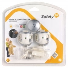 Safety 1st Magnetic Lock-Grey (NEW 2019)