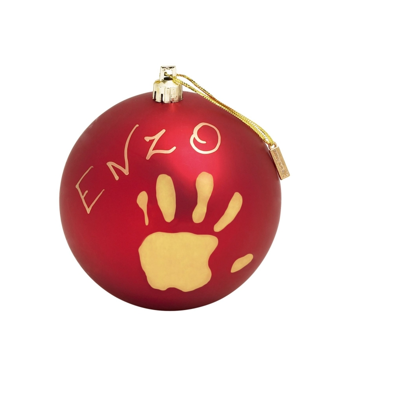 Baby Art My Christmas Fairy Bauble Red (NEW 2019)