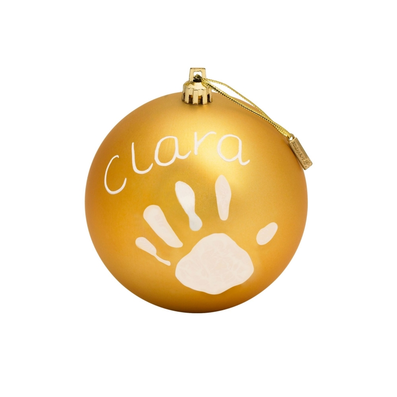 Baby Art My Christmas Fairy Bauble-Gold (NEW 2019)