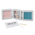 Baby Art My Baby Touch Double Print Frame-Pastel (NEW 2019)