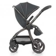 egg® Grey Frame Stroller-Carbon Grey (New 2019)