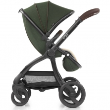 egg® Black Frame Stroller-Country Green (New 2019)