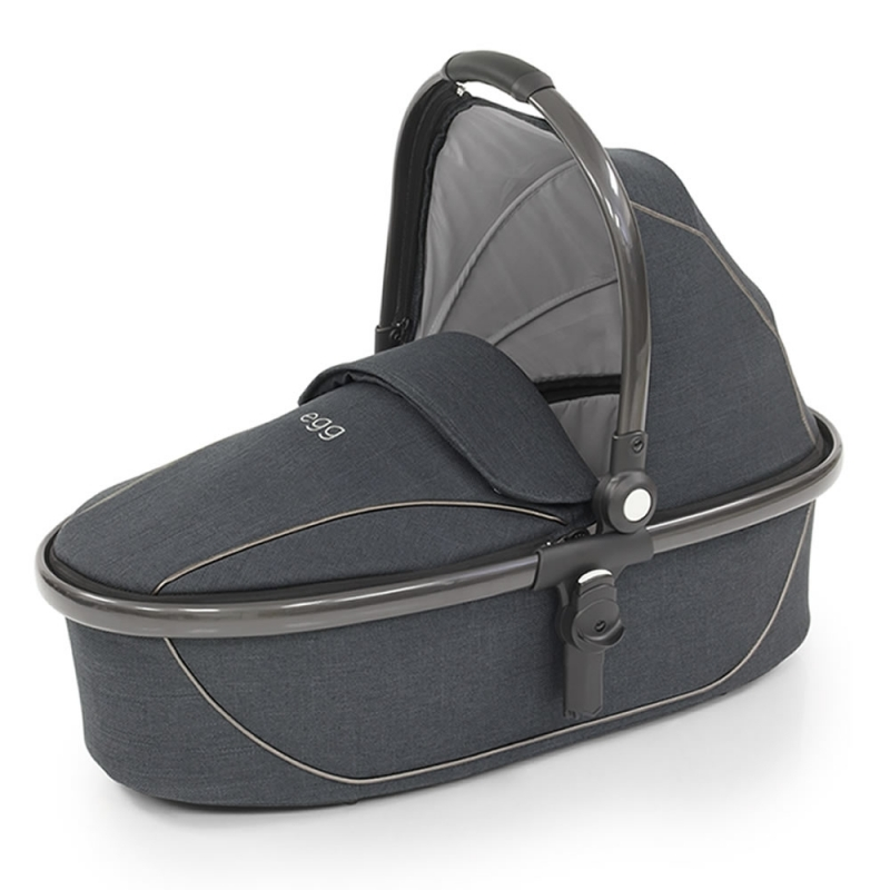 egg® Carrycot-Carbon Grey (New 2019)