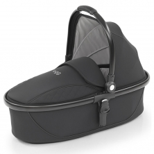 egg® Special Edition Carrycot-Just Black