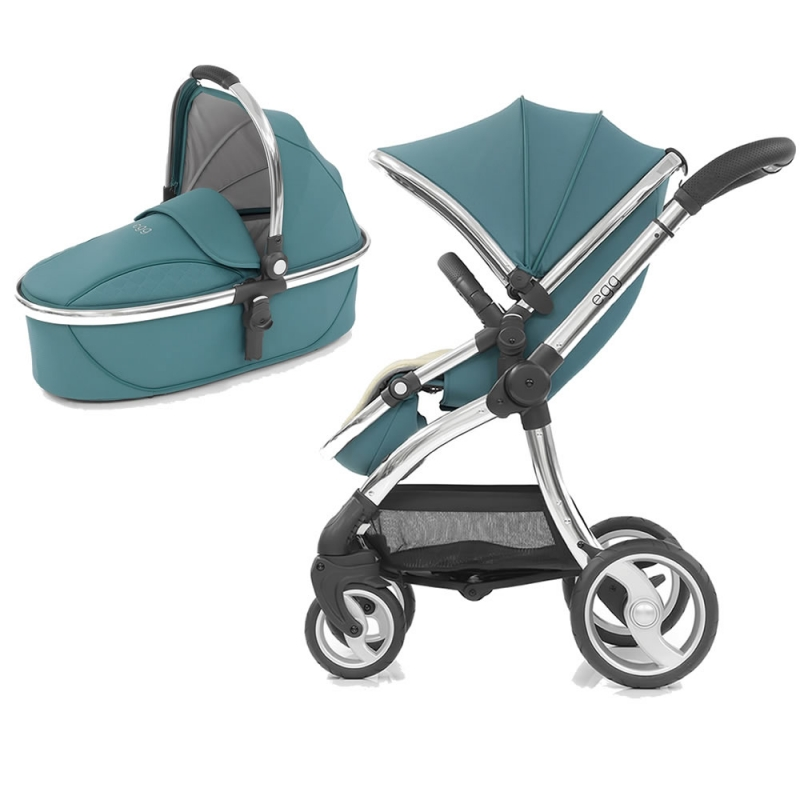 Egg� Special Edition 2in1 Pram System Cool Mist + Free Carrycot