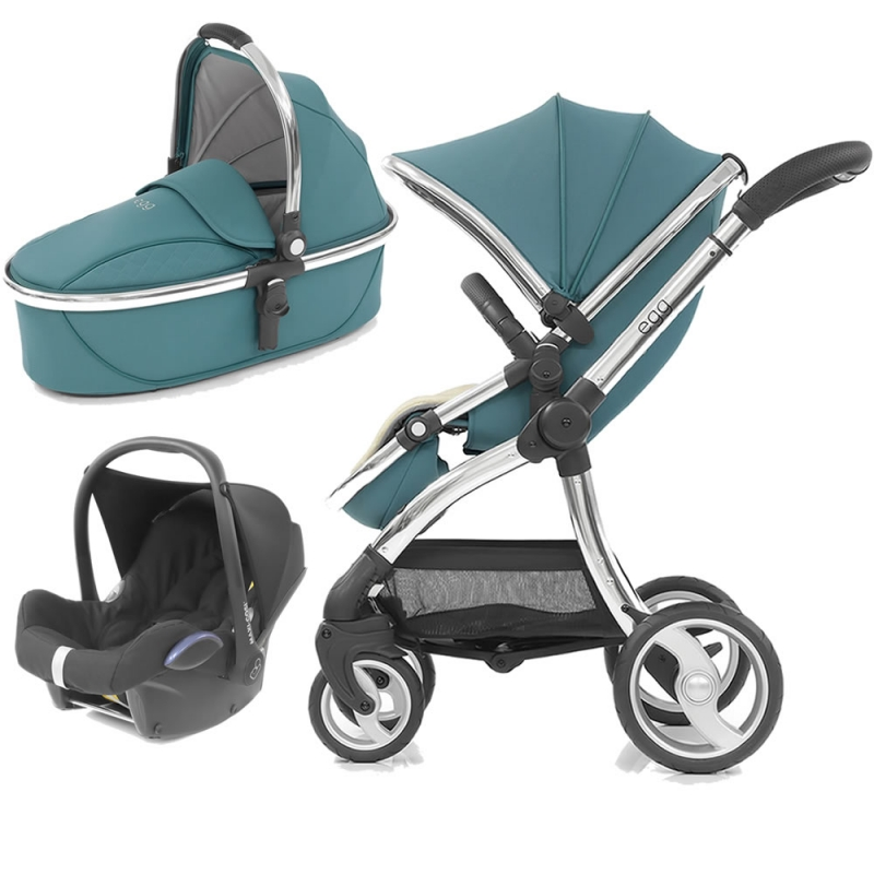 Egg� Special Edition 3in1 Cabriofix Travel System Cool Mist (New 2019)