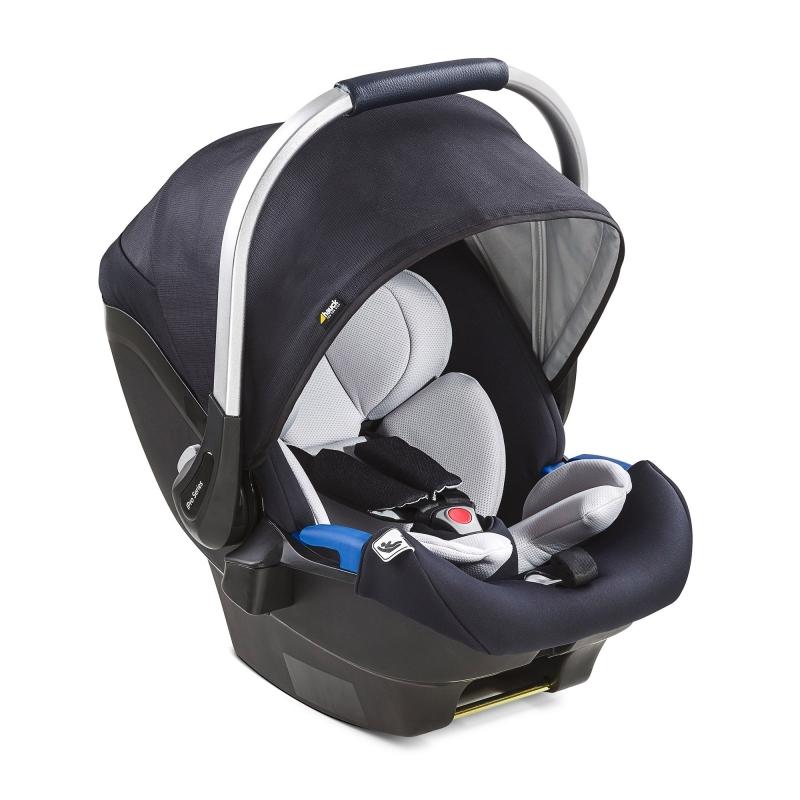 Hauck iPro I-SIZE Group 0+ Car Seat-Caviar (2020)
