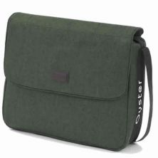 Babystyle Oyster 3 Changing Bag-Alpine Green