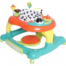 My Child Roundabout 4in1 Activity Walker-Citrus