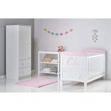 Obaby Grace Grace Inspire 3 Piece Furniture Set-Unicorn