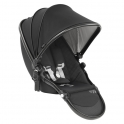 egg® Special Edition Tandem Seat- Just Black