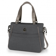egg® Changing Bag-Carbon Grey (New 2019)