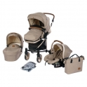 Roma Vita2 Travel System-Tweed