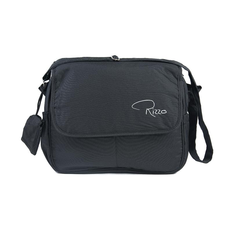 Roma Rizzo Changing Bag-Black