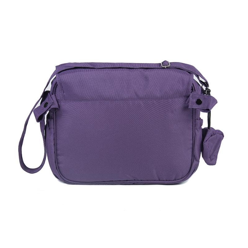 Roma Rizzo Changing Bag-Grape